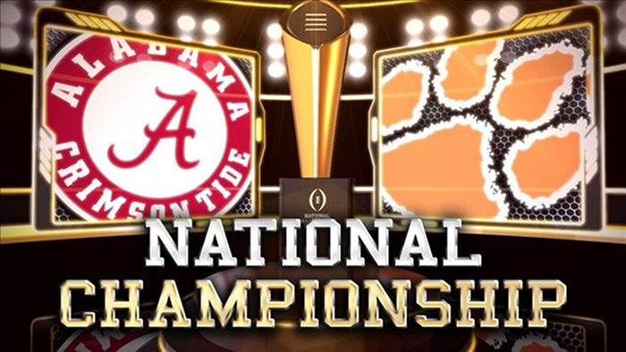 National Championship Game 2017